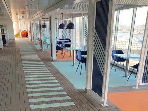 Tyylikkäät lattiapinnoitukset laivoihin ja risteilijöihin | Team Suikki - Turku